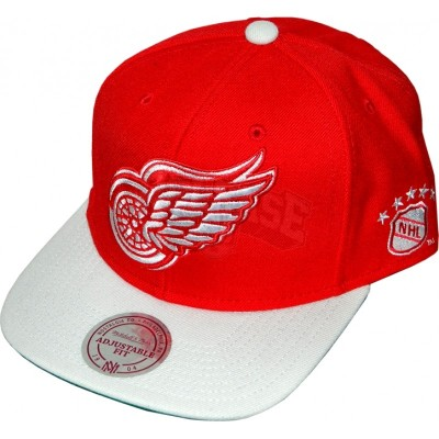 Detroit Redwings Snapback XL Logo | NHL | Mitchell & Ness