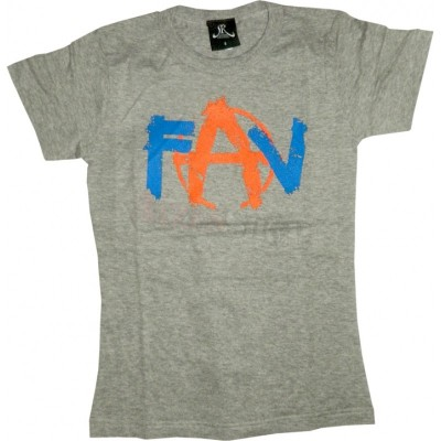 Favorite Girly T-Shirt grau