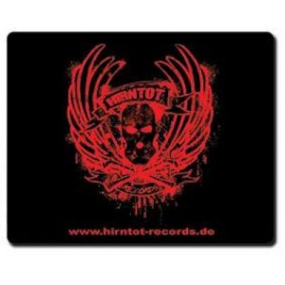 Hirntot Records - Logo 2 Mousepad