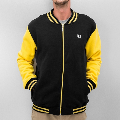 Just Rhyse College It Jacket Black/Yellow 2.0