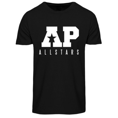 Kay One T-Shirt AP Allstars schwarz