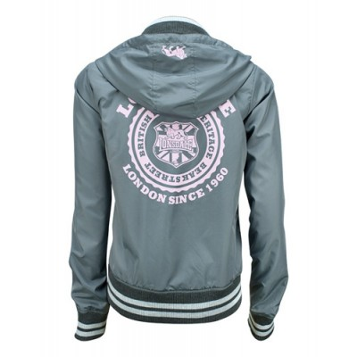 Lonsdale Ladies Jacke Lucy ash grey