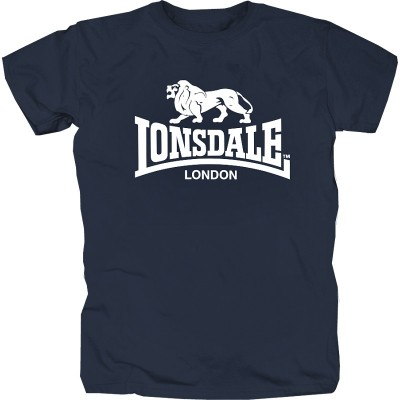 Lonsdale Promo Shirt navy
