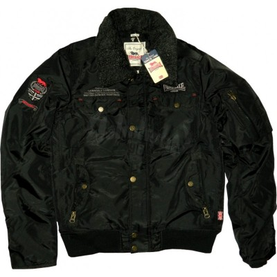 Lonsdale Slim Fit Flightjacket Cameron