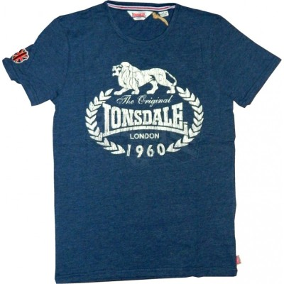 Lonsdale T-Shirt Ollie navy