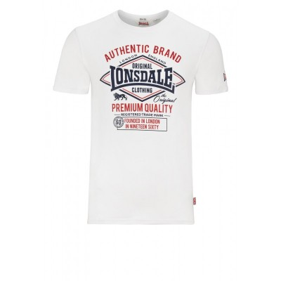Lonsdale T-Shirt SWANLEY wei�
