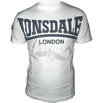 Lonsdale T-Shirt York white
