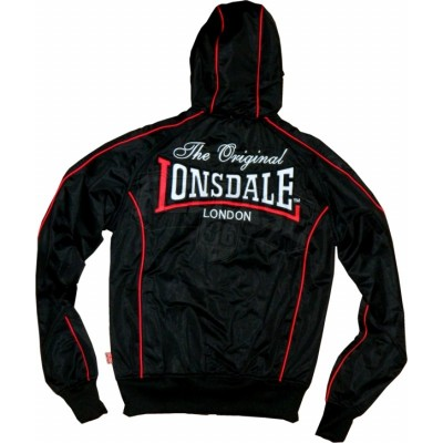 Lonsdale Track Hooded Jacket Blaine