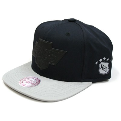 Los Angeles Kings Snapback Cap Tract | NHL | Mitchell & Ness