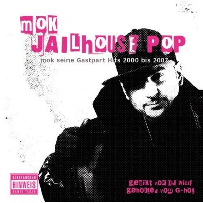 MOK - Jailhouse Pop (Gastparts) (CD)