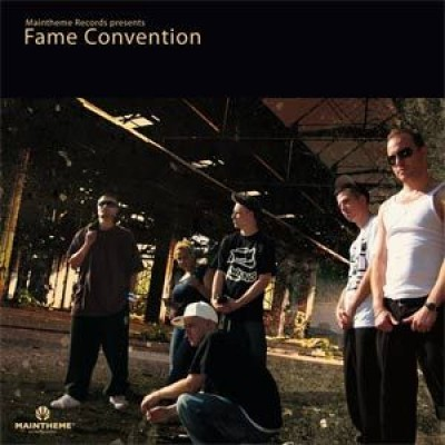 Main Theme - Fame Convention (CD)