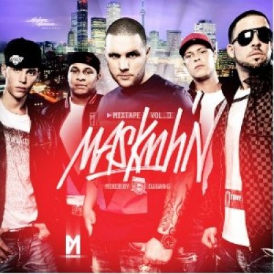 Maskulin Mixtape Vol.2 (2CD)