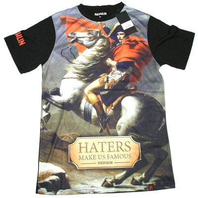 Maskulin T-Shirt Haters Make Us Famous Napoleon (SALE)
