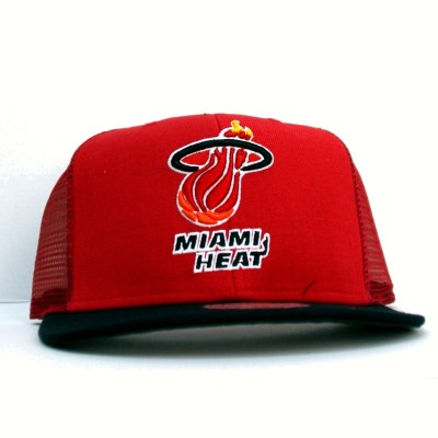Miami Heat Snapback Untruck | NBA | Mitchell & Ness