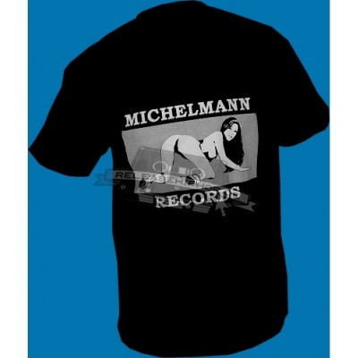 Michelmann Records Logo T-Shirt