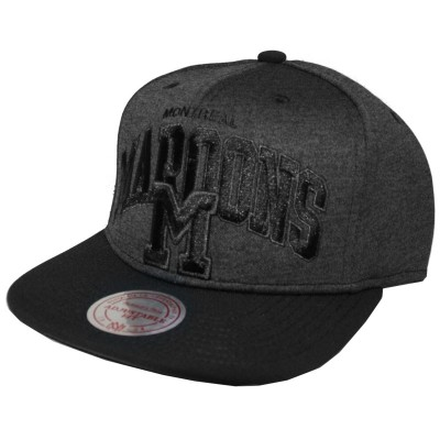 Montreal Maroons Snapback Resist Arch | NHL | Mitchell & Ness