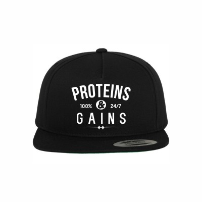 NPNG Snapback Cap Proteins and Gains