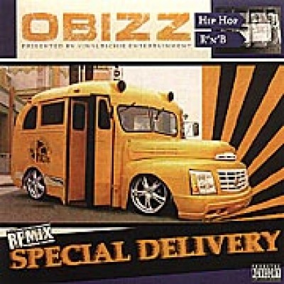 Obizz - Special Delivery (CD)