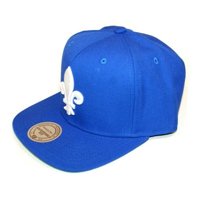 Quebec Nordiques Wool Solid | NHL | Mitchell & Ness