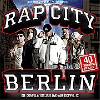 Rap City Berlin - Die Compilation (Doppel-CD)