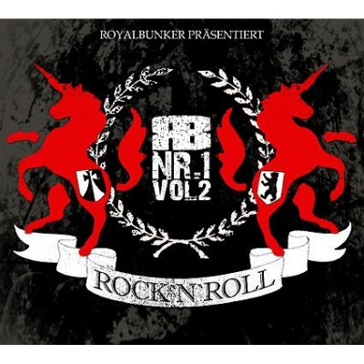 Royalbunker - Nr. 1 Vol. 2 Rock n Roll (CD)