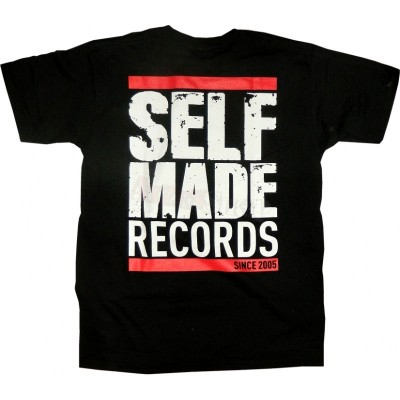 Selfmade Records T-Shirt Since 2005