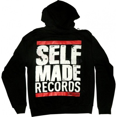 Selfmade Records Zip Hoodie Since 2005