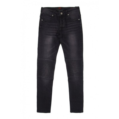 Sixth June Jeans pleated black