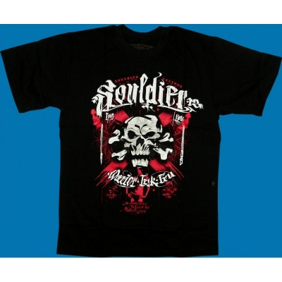 Souldier Tattoo Clothing T-Shirt Love and Hate (SALE)