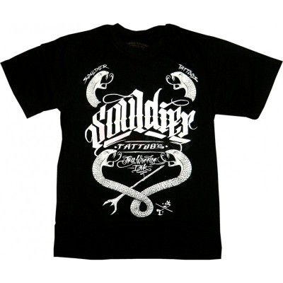Souldier Tattoo Clothing T-Shirt Snake Bite (SALE)