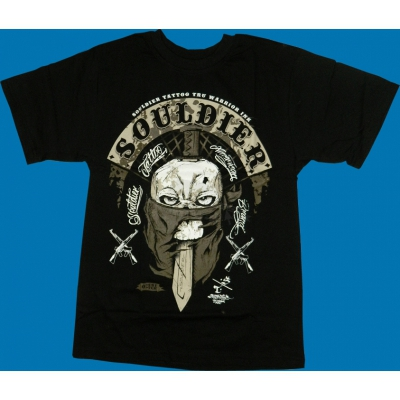 Souldier Tattoo Clothing T-Shirt Zero Snitch (SALE)
