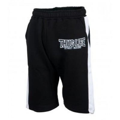 Thug Life Street Boxing Trainingshose Black