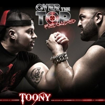 Toony - Over the Top Reloaded (CD)