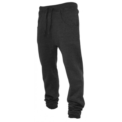 Urban Classics - Deep Crotch Sweatpant charcoal