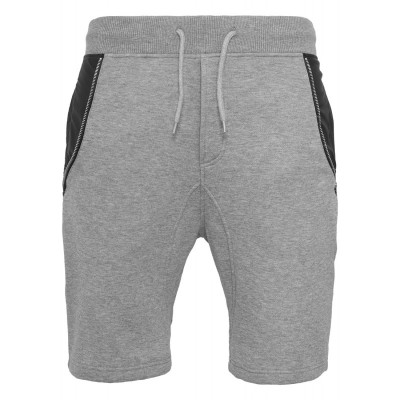 Urban Classics - Side-Zip Leather Sweatshorts (div. Farben)