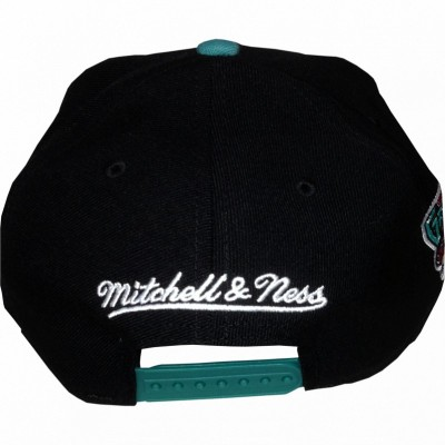 Vancouver Grizzlies Snapback Metall Signature | NHL | Mitchell & Ness