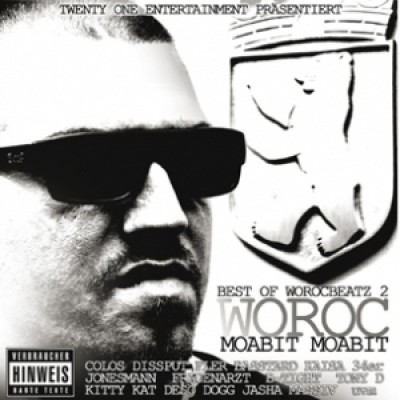 Woroc - Moabit Moabit (CD)