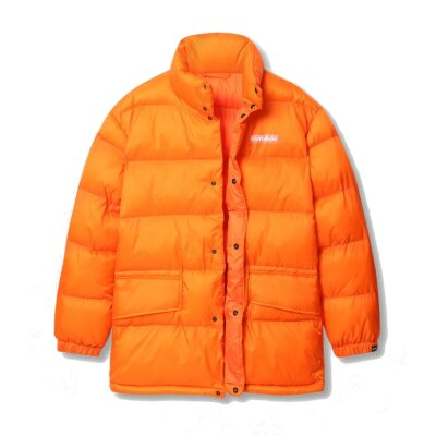 Napapijri Jacke Ari orange puffin XXL