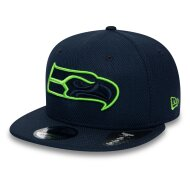 New Era 9FIFTY Cap Team Outline Seattle Seahawks