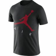 Nike Jordan Jumpman Air HBR T-Shirt black/gym red