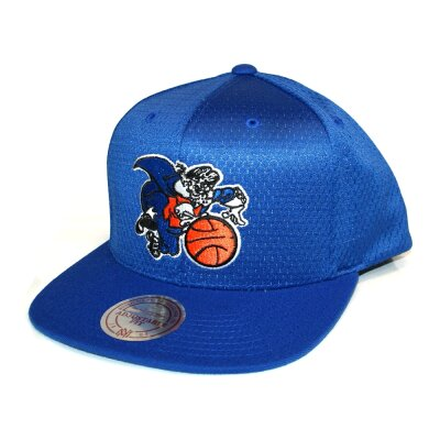 Mitchell & Ness New York Knicks Jersey Mesh Snapback royal blue