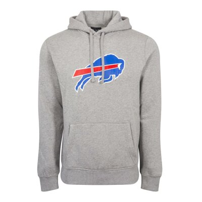 New Era Herren Hoodie NFL Buffalo Bills Logo grau S