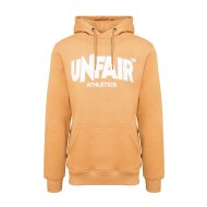 Unfair Athletics Hoodie Classic Label 2018 brown