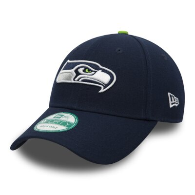New Era 9FORTY Cap Seattle Seahawks The League
