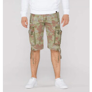 Alpha Industries Terminal C Short woodl.-camo