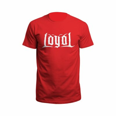 Kontra K T-Shirt Loyal rot