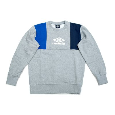 Umbro Crew Sweater Hampden grey marl