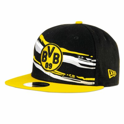 New Era BVB Borussia Dortmund Kids 9FIFTY Cap Farbklecks