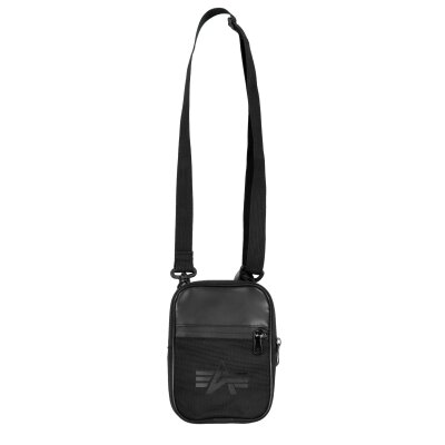 Alpha Industries Utility Bag Schultertasche black