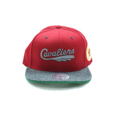 Mitchell & Ness Snapback NBA HWC Melange Patch Cleveland Cavaliers